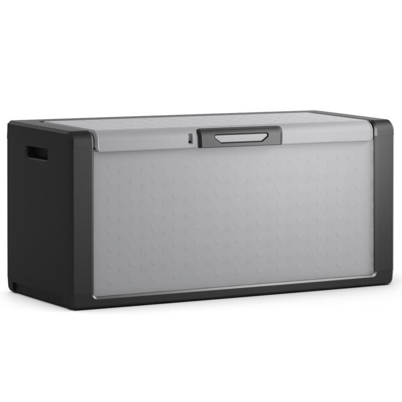 Jago Gartenmobel Erfahrung : Auflagenbox 300 L Allzwecktruhe Gartenbox Gartentruhe Kissenbox