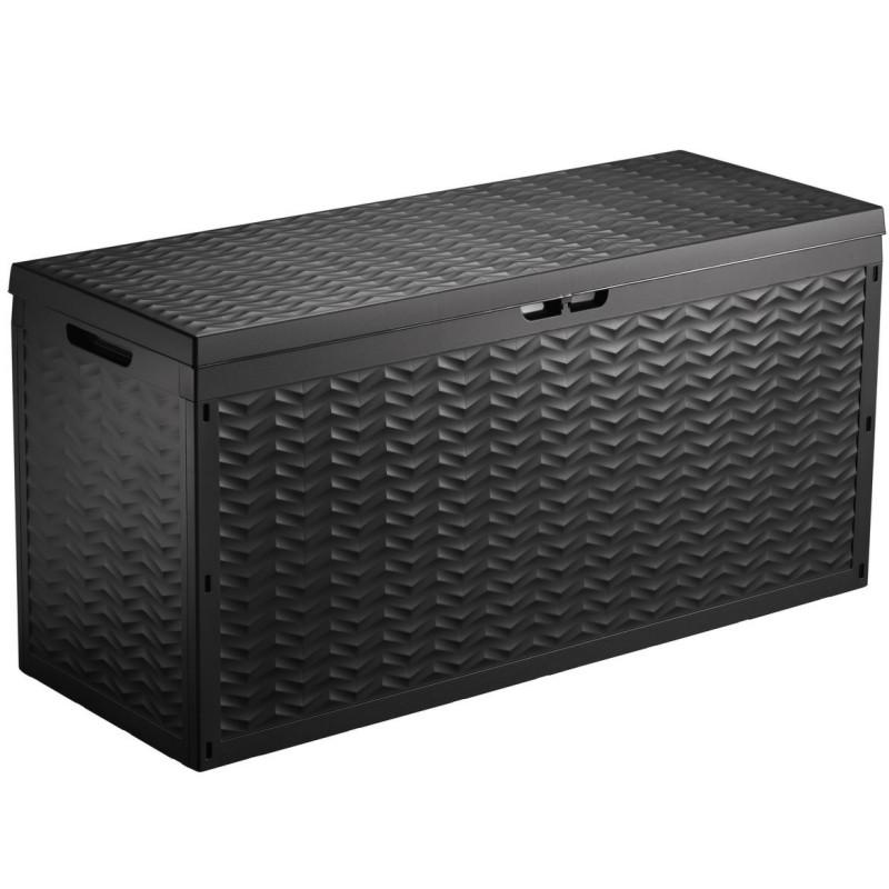 details about garden storage box chest outdoor container multibox