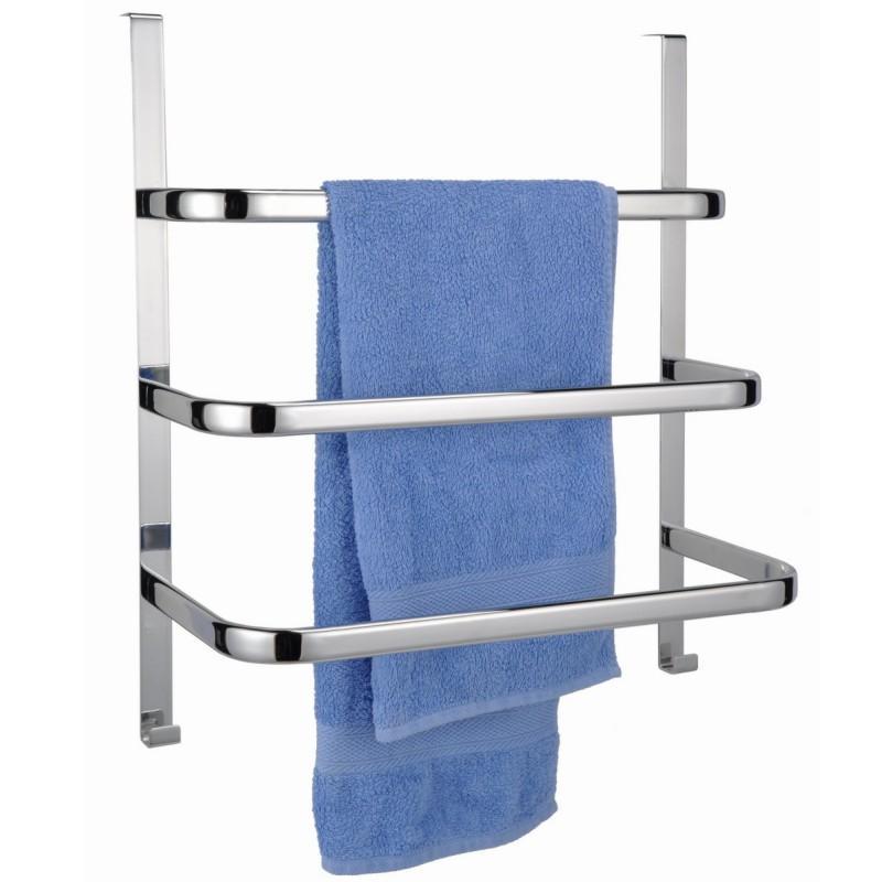 Handtuchhalter Dusche Ohne Bohren : T?r Handtuchhalter, H?ngeregal, T?rregal verchromt