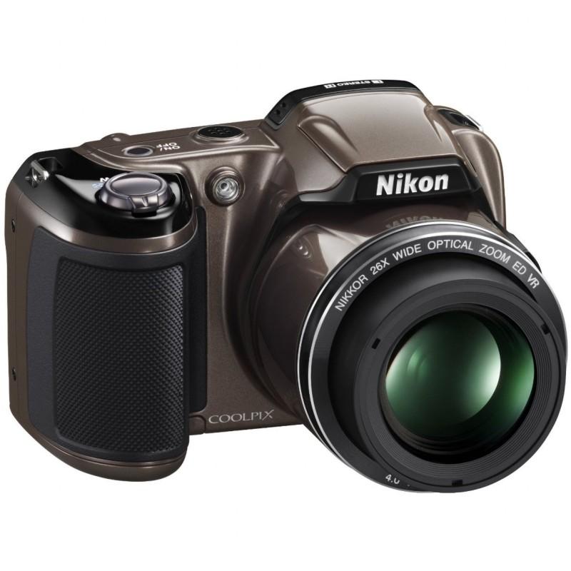 Nikon Coolpix l810 Appareil photo numérique, caméra en