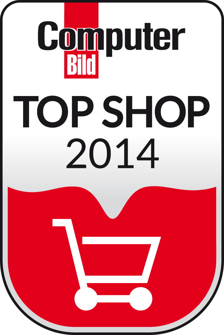 Computer Bild Top-Shop 2014